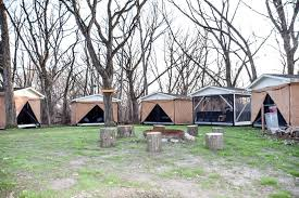 camp kettlewood tents